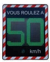 Panneau de signalisation lumineux led - Devis sur Techni-Contact.com - 5