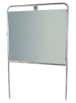 Panneau électoral hauteur 2,44 m - Devis sur Techni-Contact.com - 1