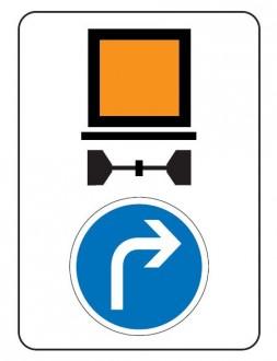 Panneau indication limitation tunnel C117 B21c1 - Devis sur Techni-Contact.com - 1