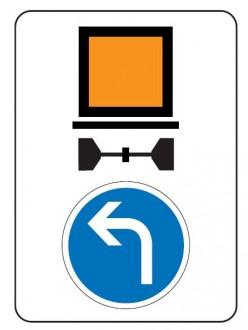 Panneau indication limitation tunnel C117-b21c2 - Devis sur Techni-Contact.com - 1