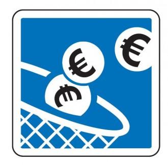 Panneau indication paiement automatique C64c1 - Devis sur Techni-Contact.com - 1