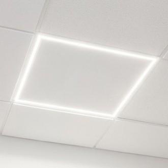 Panneau LED avec Cadre Lumineux 60x60cm 40W 3600lm LIFUD - Devis sur Techni-Contact.com - 2