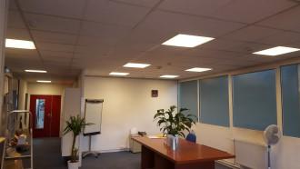 Panneau LED pour bureaux et commerces - Devis sur Techni-Contact.com - 4