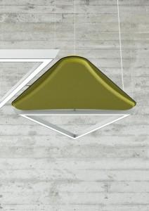 Panneau luminaire et acoustique - Devis sur Techni-Contact.com - 1