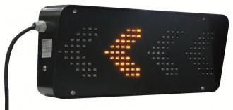Panneau lumineux défilant à led - Devis sur Techni-Contact.com - 1
