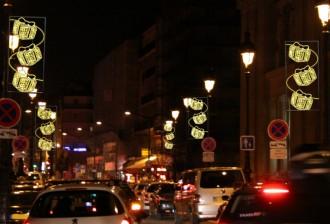 Panneau de rue lumineux motif cadeaux - Devis sur Techni-Contact.com - 2