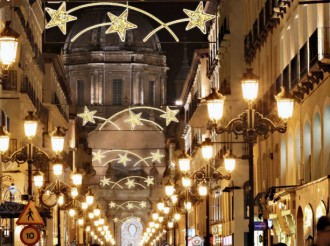 Panneau lumineux motif étoile filante - Devis sur Techni-Contact.com - 1