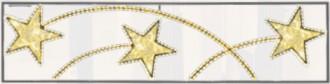 Panneau lumineux motif étoile filante - Devis sur Techni-Contact.com - 2