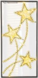 Panneau lumineux motif étoile filante - Devis sur Techni-Contact.com - 3