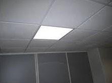 Panneau lumineux LED carré - Devis sur Techni-Contact.com - 2