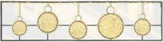Panneau lumineux motif boules de Noël - Devis sur Techni-Contact.com - 1
