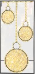 Panneau lumineux motif boules de Noël - Devis sur Techni-Contact.com - 2