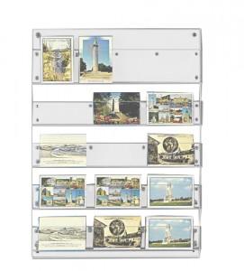 Panneau mural cartes postales - Devis sur Techni-Contact.com - 1