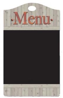 Panneau porte menu - Devis sur Techni-Contact.com - 1