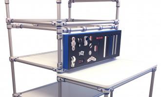 Panneau porte outils / Module mousse - Devis sur Techni-Contact.com - 1