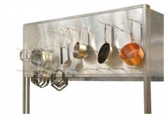 Panneau porte outils de cuisine - Devis sur Techni-Contact.com - 1