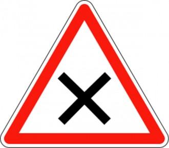Panneau priorité à droite AB1 - Devis sur Techni-Contact.com - 1