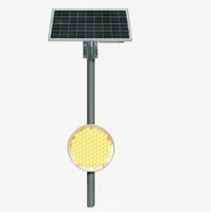 Panneau flash à Led de signalisation routière 24/24 - Devis sur Techni-Contact.com - 1