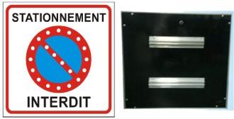 Panneau stationnement interdit led - Devis sur Techni-Contact.com - 2