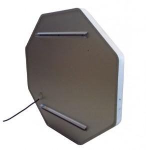 Panneau STOP clignotant avec renforts lumineux Led - Devis sur Techni-Contact.com - 2