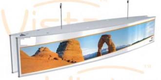 Panneau suspendu galbage horizontal - Devis sur Techni-Contact.com - 1