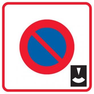 Panneau zone stationnement durée limitée B6b3 - Devis sur Techni-Contact.com - 1