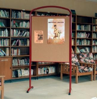 Panneaux d'affichage double face sur pieds - Devis sur Techni-Contact.com - 2