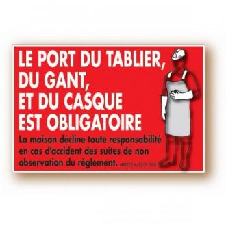 Panneaux d'affichage pour boucherie - Devis sur Techni-Contact.com - 1