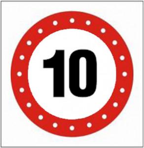 Panneaux de signalisation en Triangle, Carré ou Rond - Devis sur Techni-Contact.com - 2