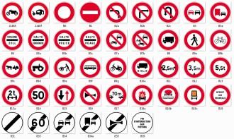 Panneaux de signalisation en Triangle, Carré ou Rond - Devis sur Techni-Contact.com - 5