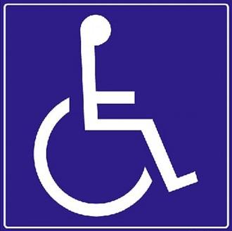 Panneaux de signalisation handicapé - Devis sur Techni-Contact.com - 1