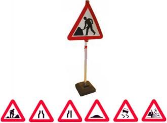 Panneaux de signalisation plats en aluminium - Devis sur Techni-Contact.com - 1