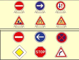 Panneaux de signalisation verticale - Devis sur Techni-Contact.com - 1