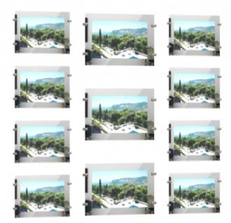 Panneaux lumineux afficheurs A4 et A3 - Devis sur Techni-Contact.com - 1