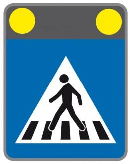 Panneaux routiers lumineux à Led - Devis sur Techni-Contact.com - 1