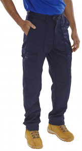 Pantalon de travail multipoches - Devis sur Techni-Contact.com - 1