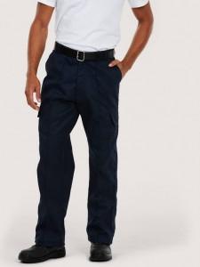 Pantalon de travail multipoches Taille 38 à 62 - Devis sur Techni-Contact.com - 2