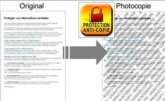 Papier anti-copie sécurié - Devis sur Techni-Contact.com - 2