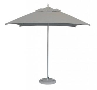 Parasol en aluminium de terrasse - Devis sur Techni-Contact.com - 1