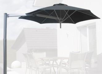 Parasol fixation sur pilier - Devis sur Techni-Contact.com - 1