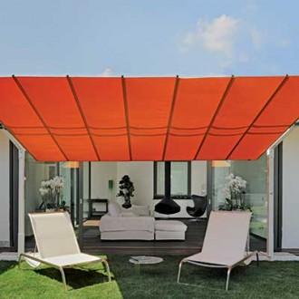 Parasol store à toile rétractable - Devis sur Techni-Contact.com - 10