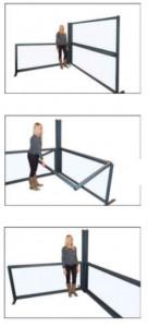 Paravent modulaire de terrasse - Devis sur Techni-Contact.com - 5