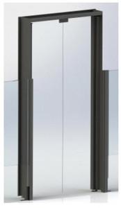 Paravent vitré télescopique pour terrasse - Devis sur Techni-Contact.com - 2