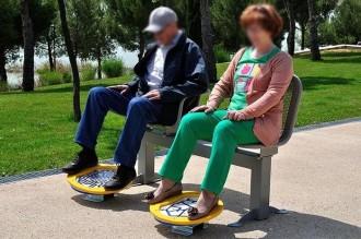 Parc activites physiques pour seniors - Devis sur Techni-Contact.com - 2