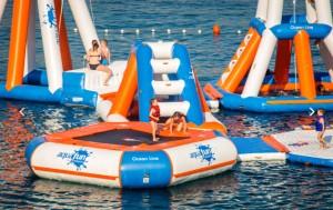 Parc aquatique gonflable 110 personnes - Devis sur Techni-Contact.com - 3