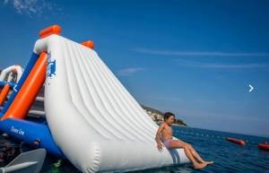 Parc aquatique gonflable 110 personnes - Devis sur Techni-Contact.com - 4