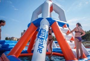 Parc aquatique gonflable 110 personnes - Devis sur Techni-Contact.com - 5