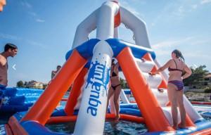 Parc aquatique gonflable 50 personnes - Devis sur Techni-Contact.com - 3
