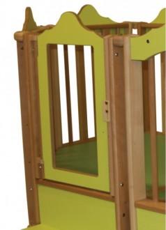 Parc en bois pour bébé - Devis sur Techni-Contact.com - 2