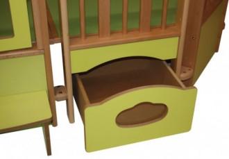 Parc en bois pour bébé - Devis sur Techni-Contact.com - 3